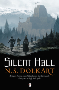 Silent Hall by N.S. Dolkart